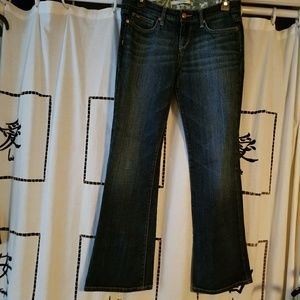 Flare jeans LIKE NEW size 28W